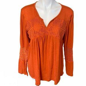 3/$15 Rebecca Malone Long Sleeved Shirt
